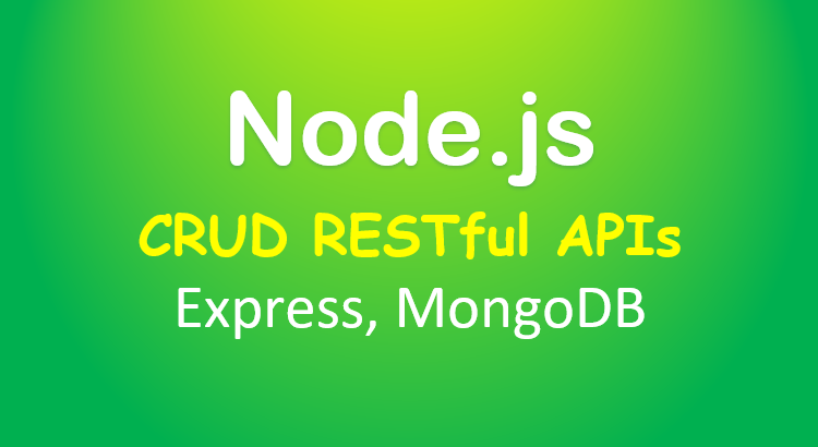 node-express-mongodb-crud-rest-api-feature-image