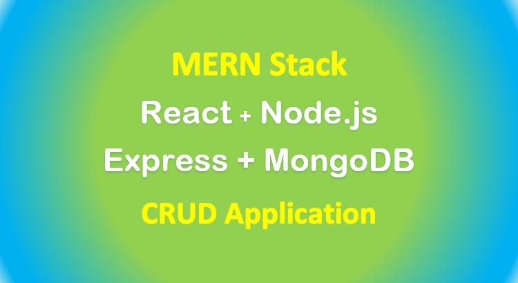 react-node-express-mongodb-mern-stack-feature-image