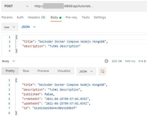 docker-compose-nodejs-mongodb-example-test-api
