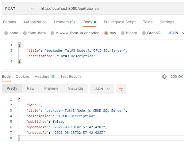 node-js-crud-example-sql-server-mssql-create-tutorial