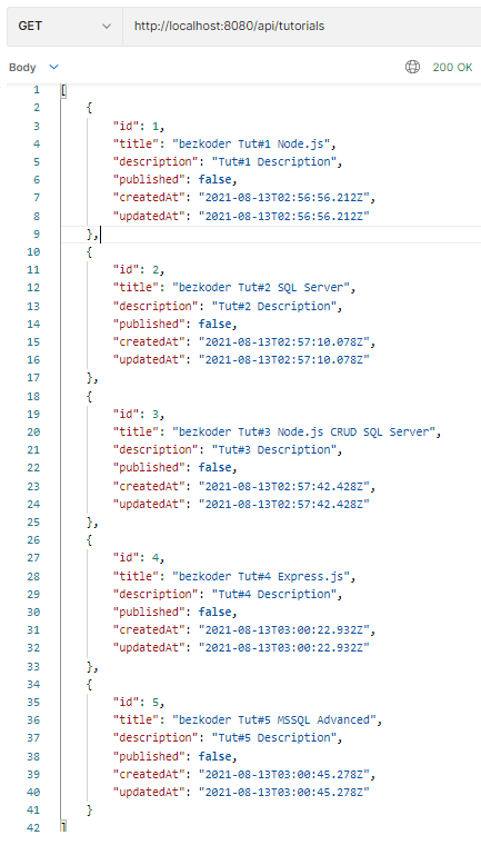 node-js-crud-example-sql-server-mssql-retrieve-tutorial