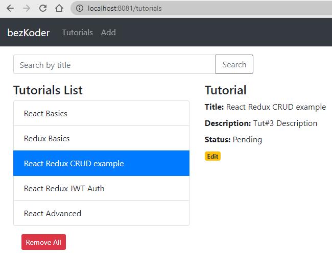 redux-toolkit-example-crud-app-retrieve-tutorial