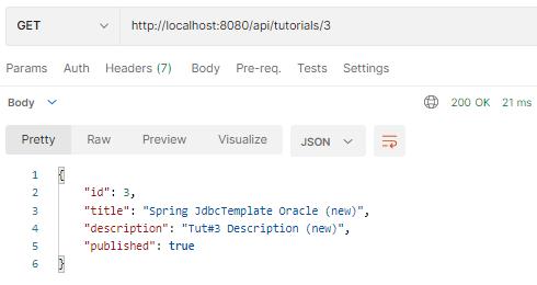 spring-boot-jdbctemplate-example-oracle-crud-retrieve-one-tutorial
